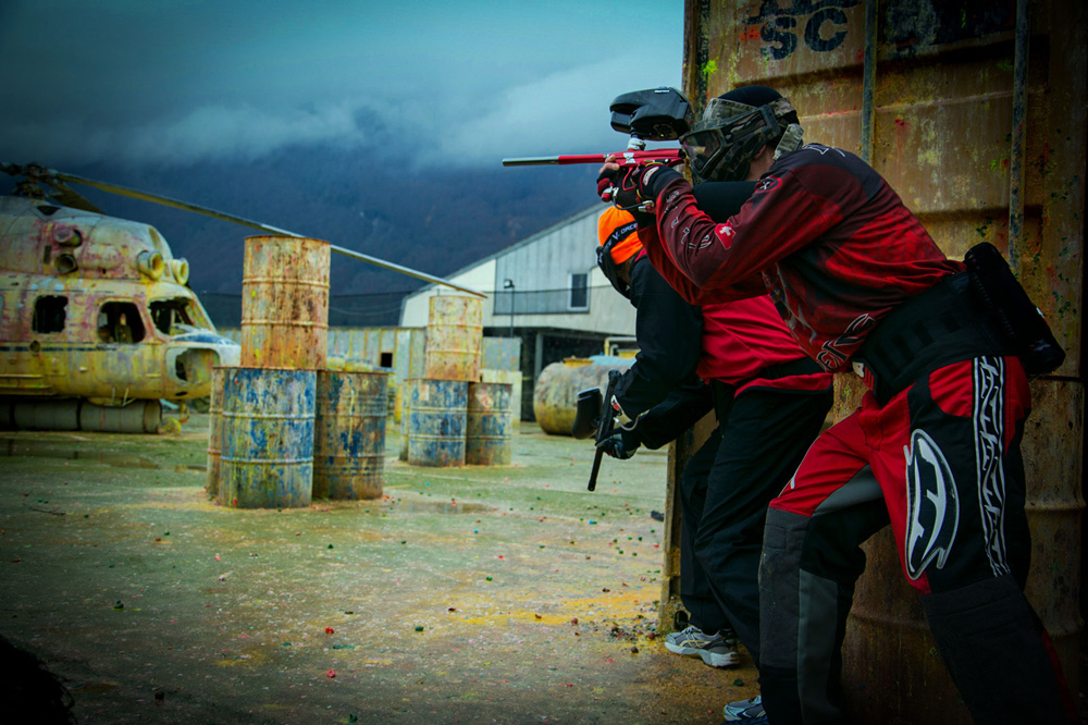 Paintball zurich